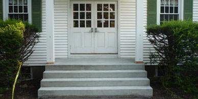 affordability concrete stairs Utah