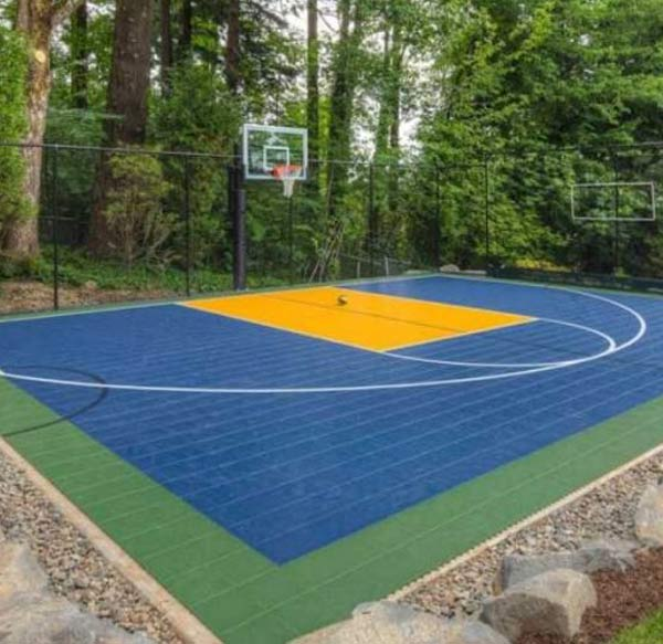 Sports Courts Services